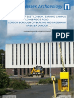 University of East London, Barking Campus, Longbridge Road, Greater London