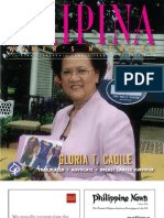 FWN Magazine 2010 - Gloria Caoile