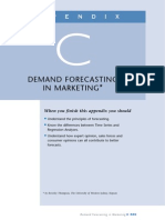 Demand Forecasting Quester