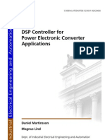 5230_DSP Controller for Power Electronic Converter