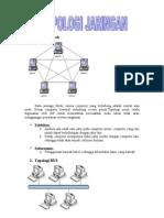TIK -- Topologi jaringan