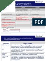 Pos Malaysia Value Chain & More