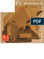 Wouter Mikmak Architect (1891-1976) , Designers of the Future (preview)
