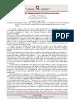 La Reforma Universitaria Ideologia y Reivindicaciones