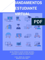 5 Mandamientos del Estudiante Virtual