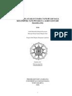 Proposal Studi Kelayakan Bisnis - Ugm