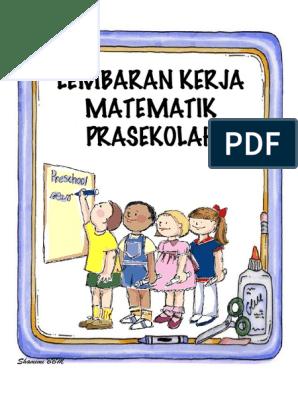 116699841 Lembaran Kerja Matematik Prasekolah Pdf