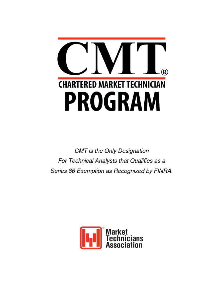 Cmt detailed syllabus test assessment technical analysis 1betcityfo Image collections