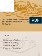 The Significance of Portrayal of Eastern and Western2