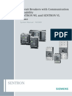 SENTRON WL VL Circuit Breakers With Communication Capability MODBUS en en-US