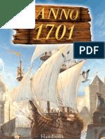 Anno 1701 - Manual - PC