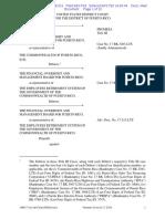 Resolución Título III Promesa Bonos Administración Sistema de Retiro