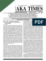 Tarnaka Times - Sept. 2010