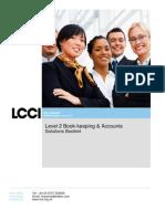 L2 Passport to Success Solutions L2 Book-Keeping & Accounts V2