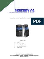 Makallah Blackberry OS