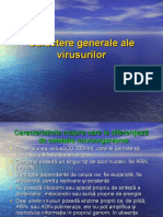 Curs 12 AMG - Virusologie Caractere Generale