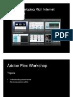 Flex 3 - Developing Rich Internet Application