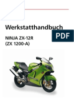 Werkstatthandbuch Kawasaki Ninja ZX-12 R a (German)