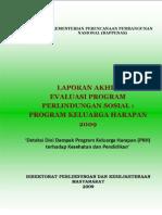 evaluasi-2009 PKH