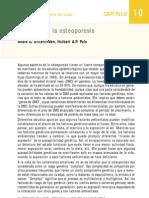 Capitulo 10 - Genética de la osteoporosis