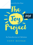 Sample - The Joy Project, by Tony Reinke, published by Cruciform Press for Desiring God