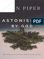Sample - Astonished by God, by John Piper, published by Cruciform Press for Desiring God