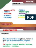 asclassesdepalavras-substantivo-131121130639-phpapp01.ppt