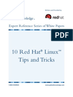 10 Red Hat® Linux™ Tips and Tricks