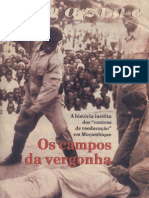 Magazine - Campos Da Frelimo 1995
