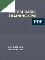 MATERI BASIC CPM