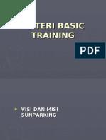 MATERI BASIC TRAINING (Sun Parking)