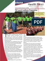 Nazarene Health News 2010