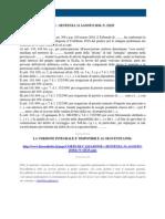 Fisco e Diritto - Corte Di Cassazione n 32525 2010