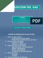 5.                                                                                 ch                                                                                 odorizaci                                        ó                                        n                                                                                 del                                                                                 gas