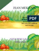 PENULISAN MEKANISsss