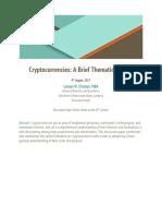 cryptocurrencies-a