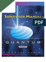 Hobart Quantum Manual