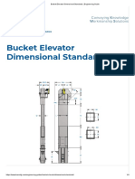 bucket                                                                                 elevator                                                                                 dimensional                                                                                 standards                                                                                 _                                                                                 engineering                                                                                 guide