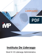 instituto                                                                                 de                                                                                 liderazgo                                                                                 iv