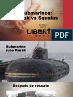 submarinos                           semana                           santa                           2018