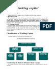 Working Capital Management at CEAT LTD.