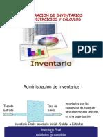 (    4    )             ejercicios         de         inventarios