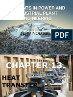 Chapter 13 - Heat Transfer