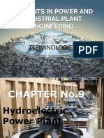 Chapter 9 - Hydroelectric Power Plant