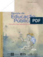 Revista Educacao Publica SEMIeDU 2016