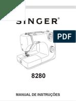 Singer 8280 Manual Spanish