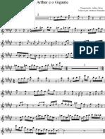Arthur e o Gigante - Sax-tenor (free).pdf