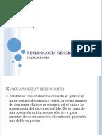 Kinesiología General