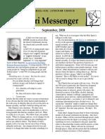 newsletter sept 2018r