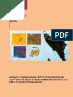 LITBANG PEMANFAATAN DATA PENGINDERAAN JAUH UNTUK IDENTIFIKASI SUMBERDAYA GEOLOGI (IDENTIFIKASI PETI DI ACEH).pdf